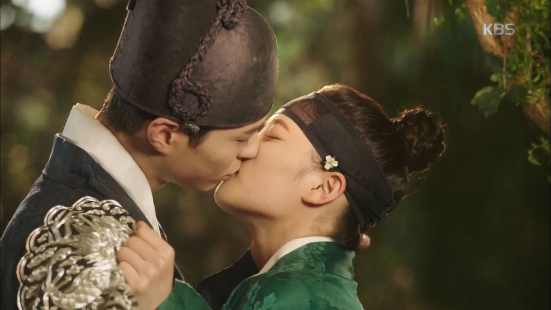 Moonlight Drawn by Clouds Episode 7