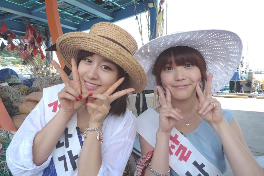 IU And T-ara's Jiyeon To Show Off Close Friendship On tvN Reality Show