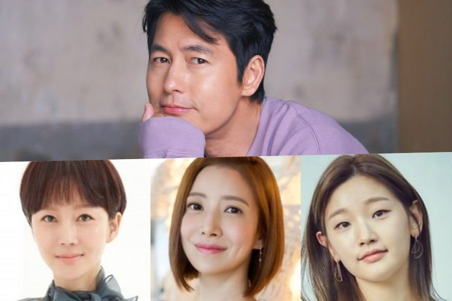 "Jung Woo Sung To Appear As 1st Guest On New All-Female Season Of ""Three Meals A Day"""