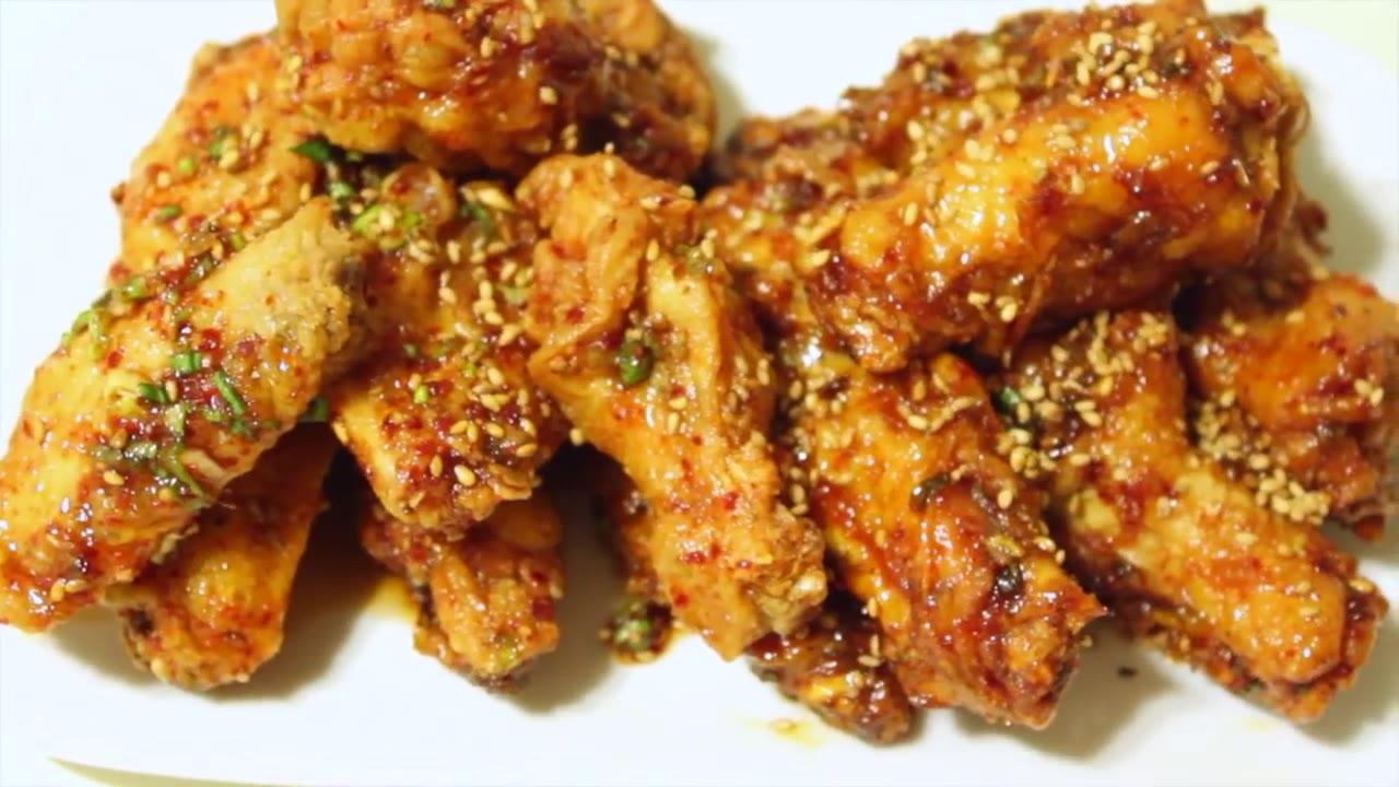 Angela Minji Kim Episode 6: Korean Fried Chicken Recipe