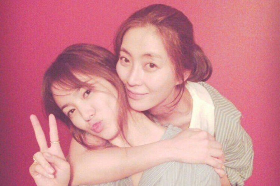 Song Hye Kyo Surprises Close Friend Song Yoon Ah With Sweet Gift