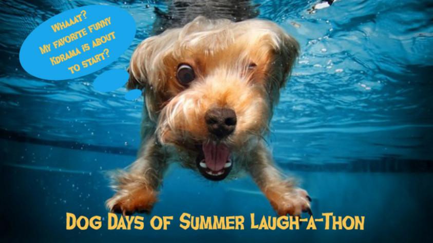 Dog Days Super Belly Laugh!