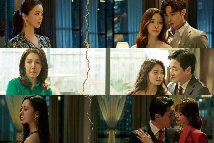"""Love (Ft. Marriage And Divorce)"""" Season 2 Poster Is Out With The Old And In  With The New 