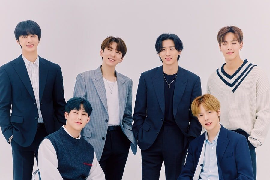 MONSTA X Shares What They Want To Achieve With Latest Album, What Shownu Has Been Up To, And More