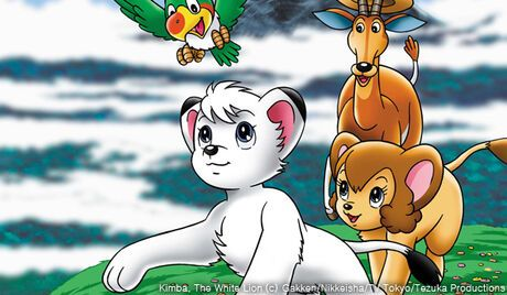 The New Adventures of Kimba the White Lion