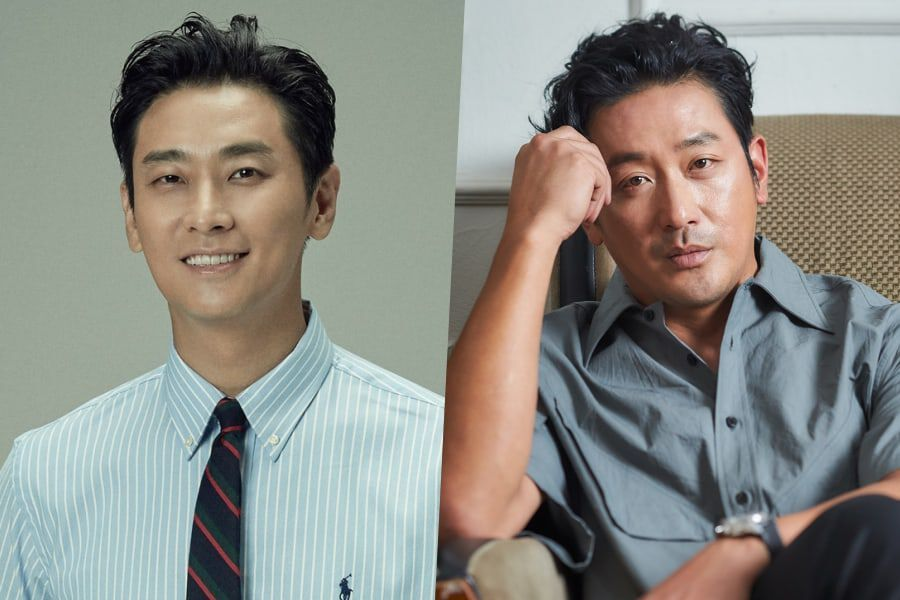 Joo Ji Hoon In Talks To Reunite With Ha Jung Woo In New Film