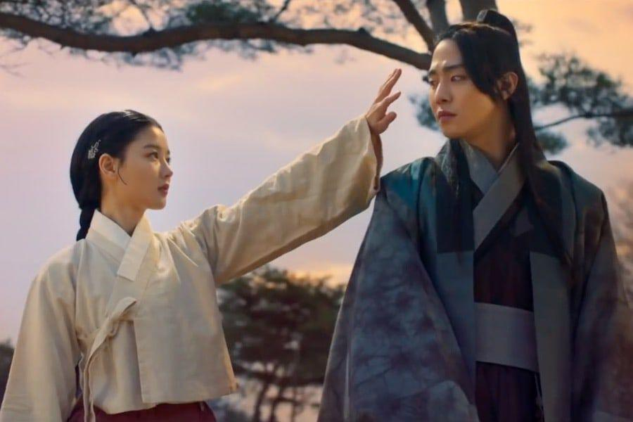 Watch: Kim Yoo Jung, Ahn Hyo Seop, And More Mesmerize In 1st Teaser Video For Fantasy Historical Drama