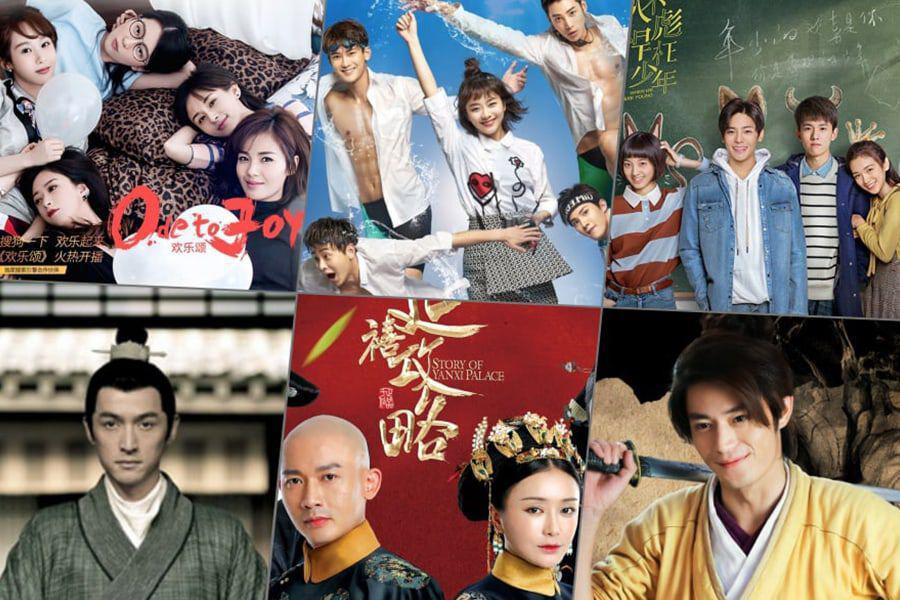 6 C-Dramas With Captivating Characters And Plot Lines That Were