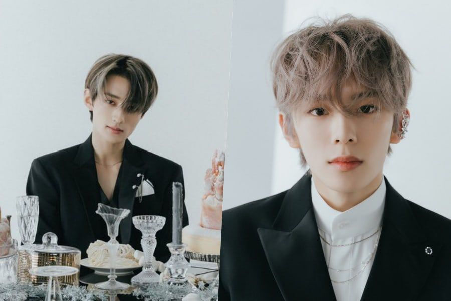 "Update: VERIVERY's Yongseung And Kangmin Star In Teaser Photos For ""Round 1: Hall"" Comeback"
