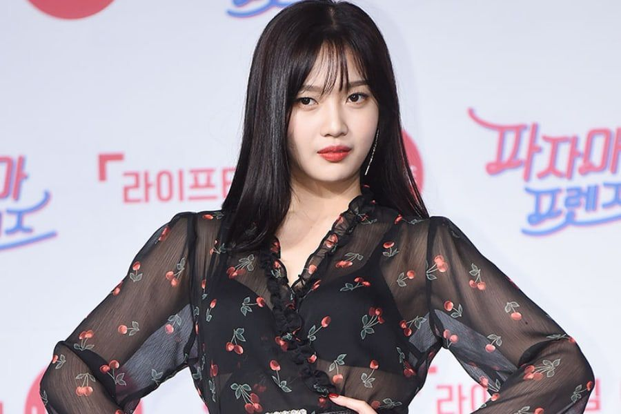 Red Velvet's Joy Shares Her Fears About Appearing On Reality Shows