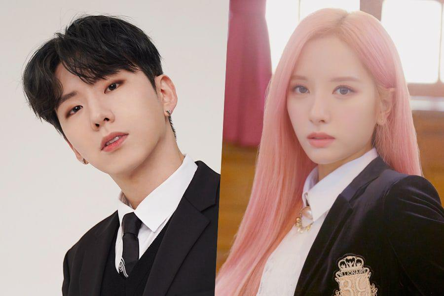 Update: Starship Entertainment Denies That MONSTA X's Kihyun And WJSN's Bona Are Dating