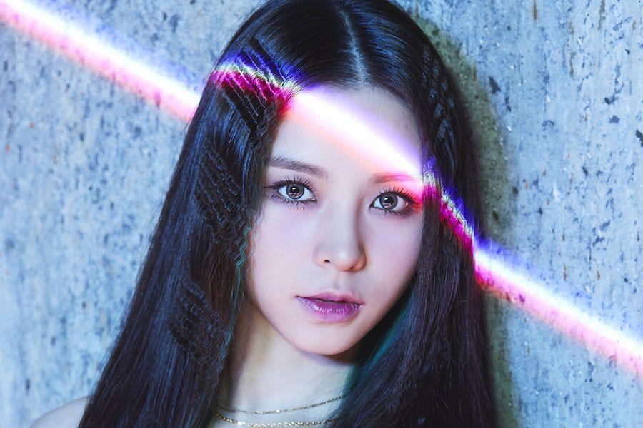 Elkie Officially Leaves CLC And Cube Entertainment