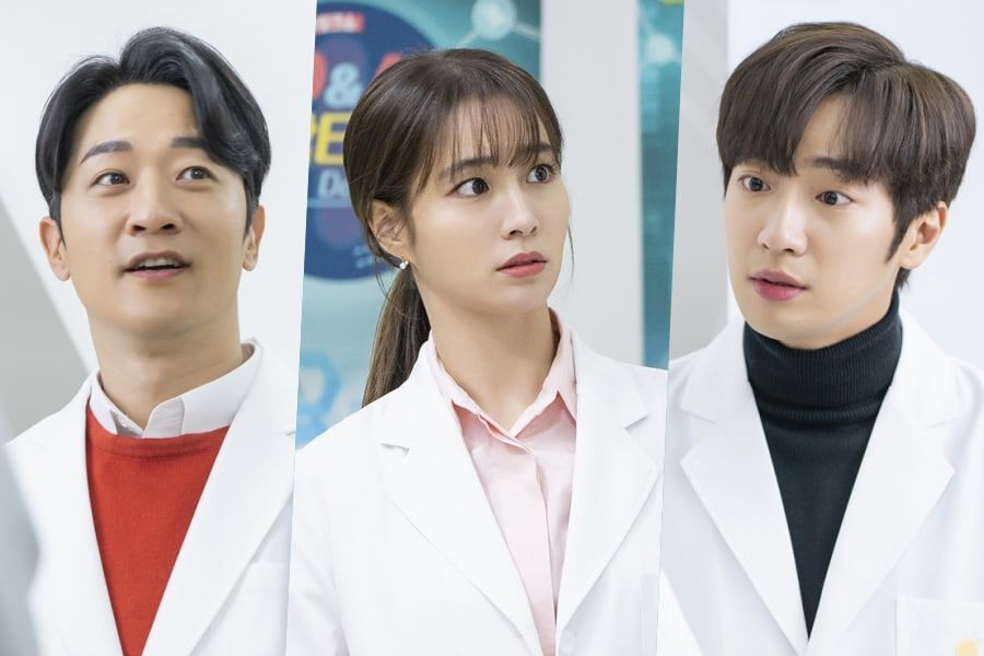 "Lee Min Jung, Lee Sang Yeob, And Alex Meet Amid Tension In ""Once ..."