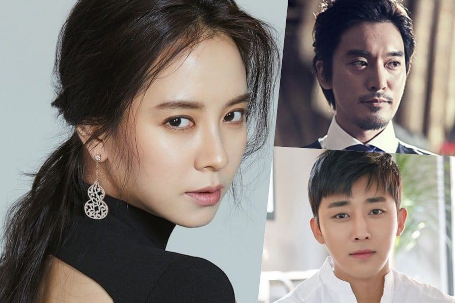 Song Ji Hyo, Kim Min Joon, Son Ho Jun, And More Confirmed For New JTBC Drama