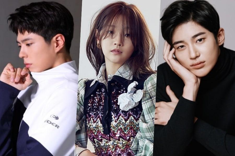 Tái ngộ trai đẹp Park Bo Gum trong phim thanh xuân 'Record of Youth' của tvN ảnh 0
