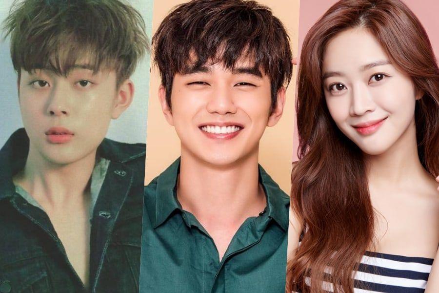 Yoo Seon Ho Joins Yoo Seung Ho And Jo Bo Ah's Upcoming Drama
