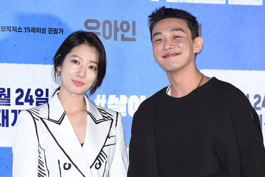 Park Shin Hye And Yoo Ah In Name Zombie Films And Shows That Inspired Them For Alive Talk About Film Hitting Theaters During Covid 19 Pandemic And More Soompi