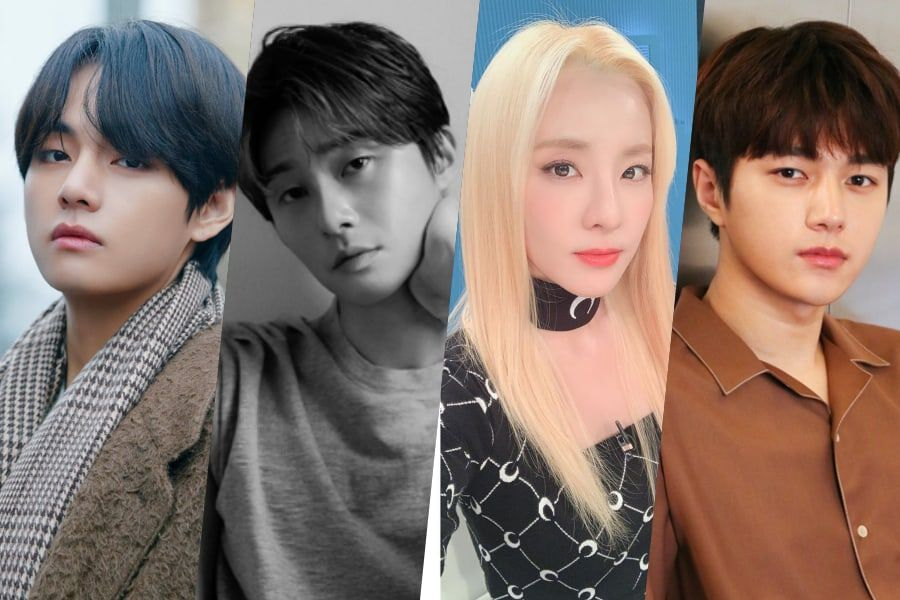 BTS's V, Park Seo Joon, Sandara Park, And INFINITE's L Express Concern For Those Affected By Volcano Eruption In Philippines