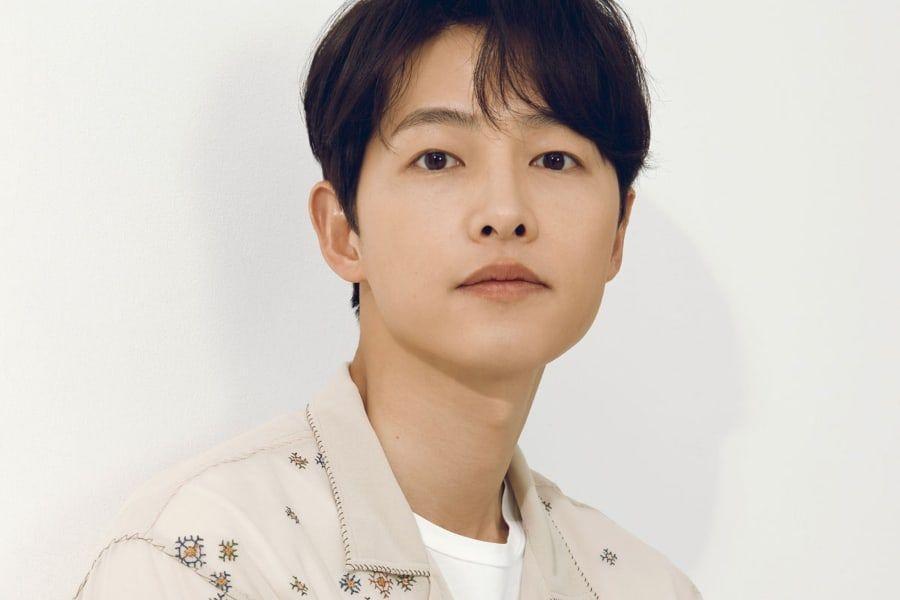 Song Joong Ki Tests Negative For COVID-19 + Goes Into Self-Quarantine