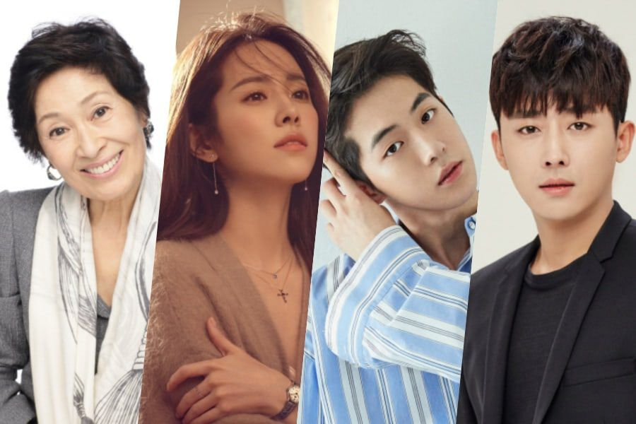 Kim Hye Ja, Han Ji Min, Nam Joo Hyuk, And Son Ho Jun Confirmed As Main Cast Of New JTBC Drama