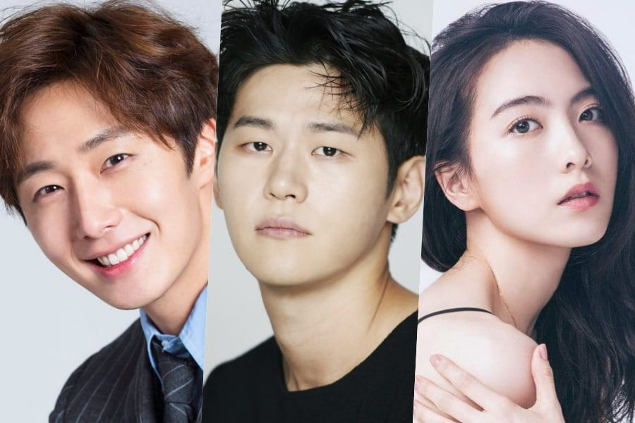Jung Il Woo And Lee Hak Joo Reportedly In Talks For New Drama With Kang Ji Young