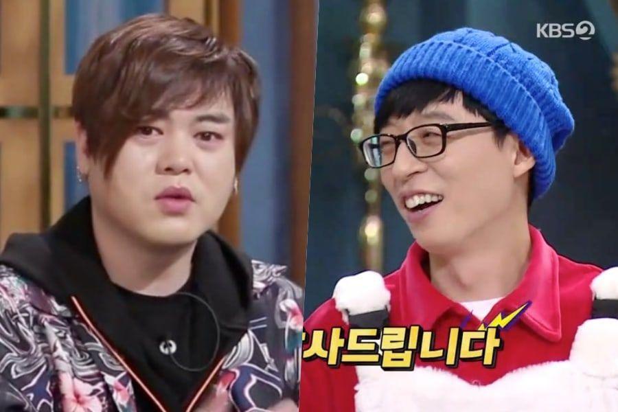 Moon Hee Jun Credits Yoo Jae Suk For Making H O T S Reunion Happen Soompi