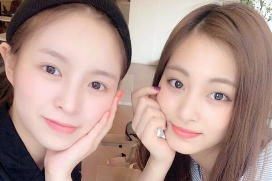 CLC's Elkie Reveals Something Adorable About Her Friendship With TWICE's Tzuyu