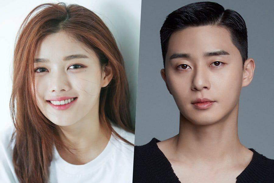 Kim Yoo Jung In Discussion To Join Park Seo Joon's Agency Awesome ENT
