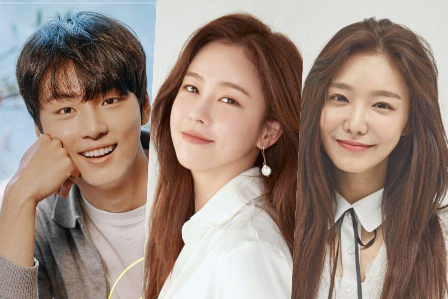 Yoon Shi Yoon, Kyung Soo Jin, + Shin So Yul Confirmed To Star In New Sci-Fi Drama