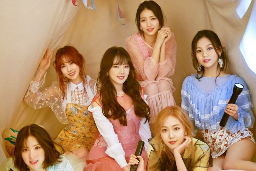 """GFRIEND Succeeds With """"Time For The Moon Night"""""""