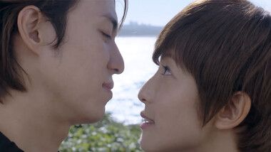 Baron Chen and Megan Lai's Aggressive Kiss: Bromance