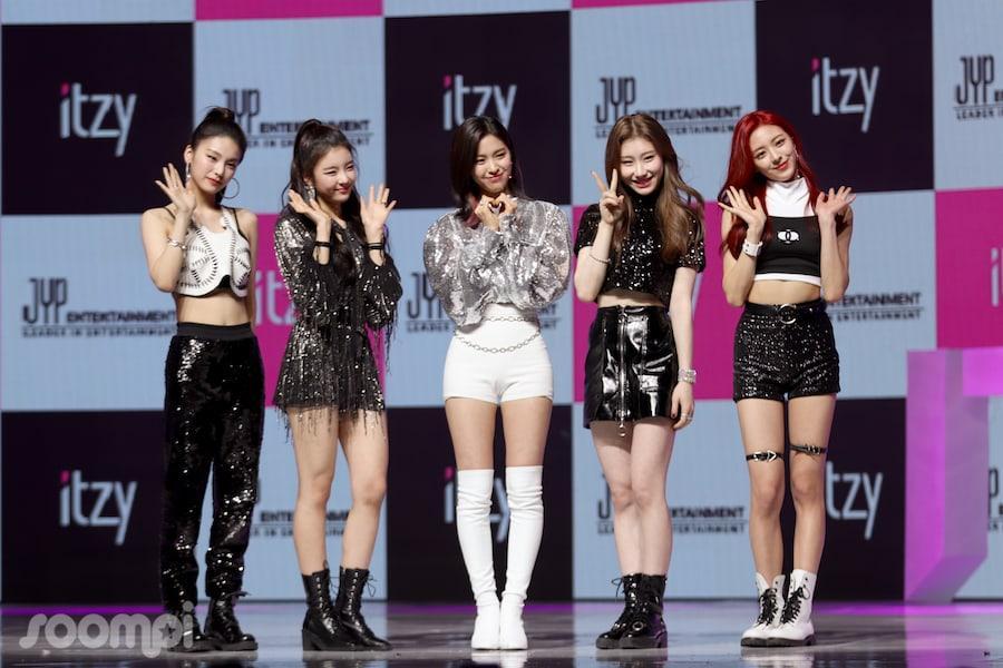 Girl group baru JYP Entertainment ini ingin di tahun 2019 ini akan menjadi tahun bagi mereka (dok. Soompi)