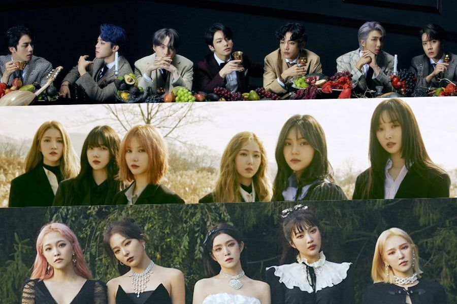 February Idol Group Brand Reputation Rankings Announced