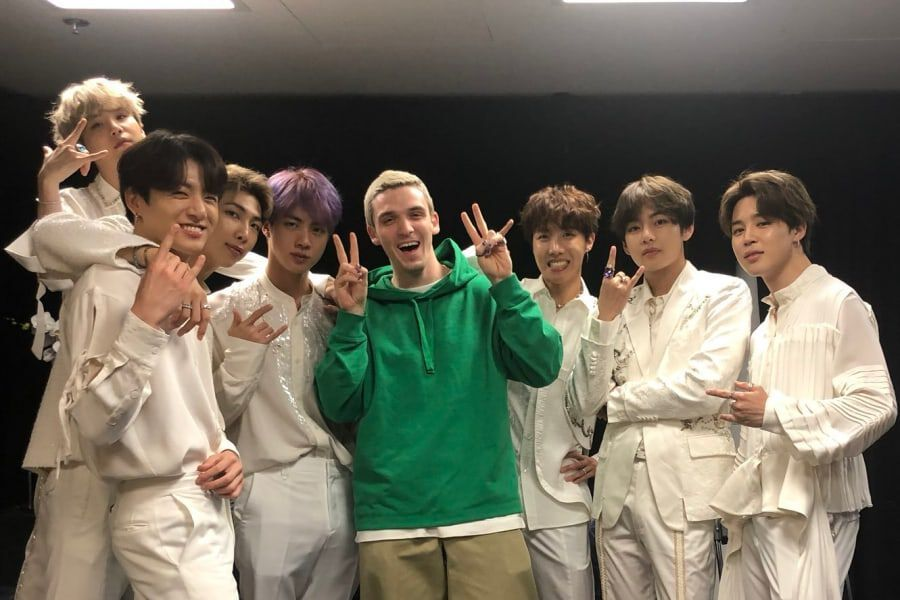 Image result for bts AND LAUV
