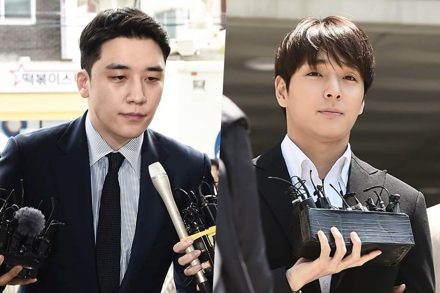 Seungri Indicted Without Detention For Mediating Prostitution, Gambling, And More + Choi Jong Hoon For Attempted Bribery