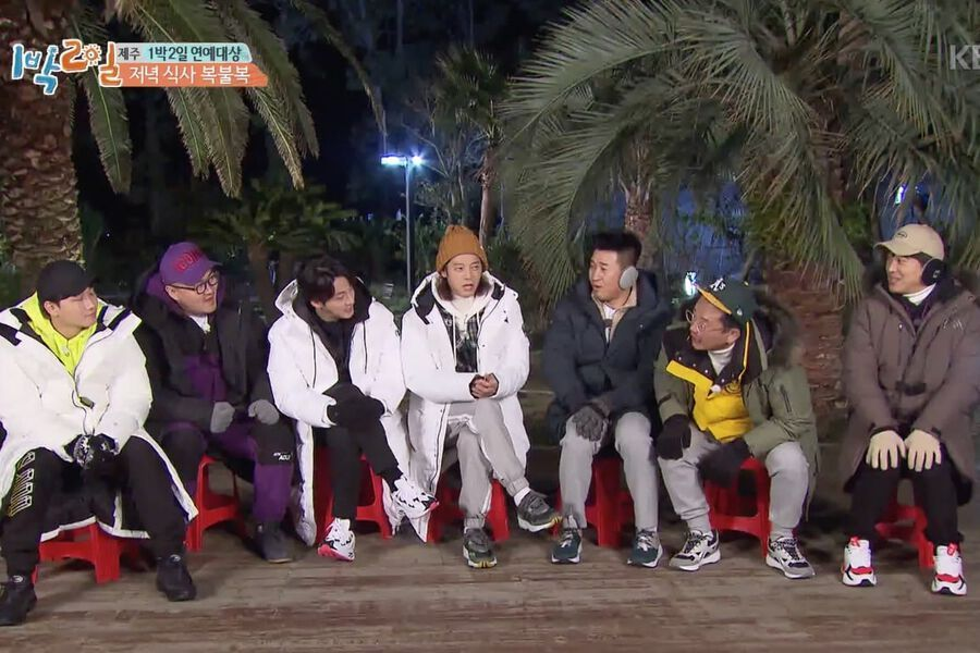 """""""2 Days & 1 Night"""" Cast Has Fun Guessing Superlatives Awarded To Them By Staff Members"""