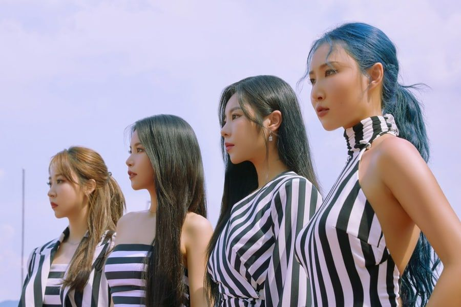 MAMAMOO Confirmed To Make 1st Comeback Since Wheein's Departure From RBW