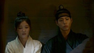 Love in the Moonlight Episode 6