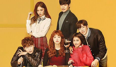 Cheese In The Trap 치즈인더트랩 Watch Full Episodes Free