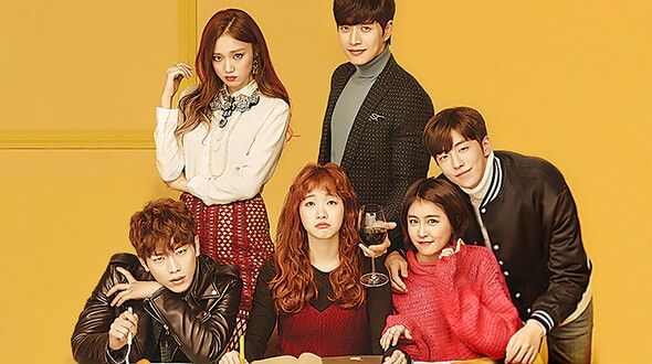 Cheese In The Trap - 치즈인더트랩 - Watch Full Episodes Free - Korea