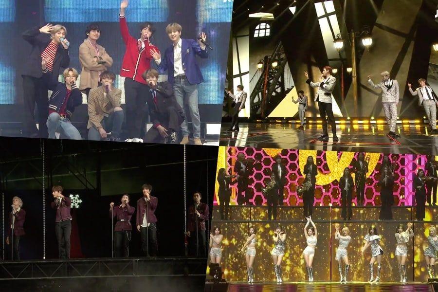 Urmărește: Performanțe din cea de-a 34-a ediție a Premiilor Golden Disc din ziua a 2-a