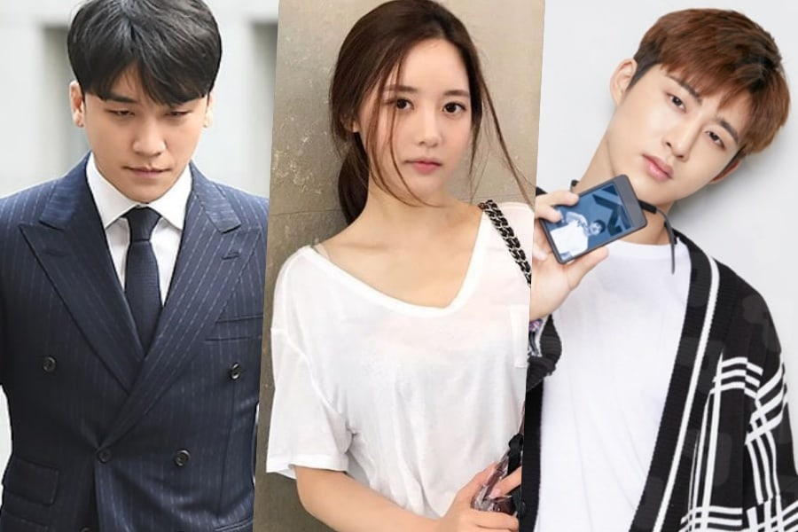 No Cut News Reports Seungri Was Also Investigated For Drug Use In 2016 Around The Time Of Han Seo Hee And B.I's Case