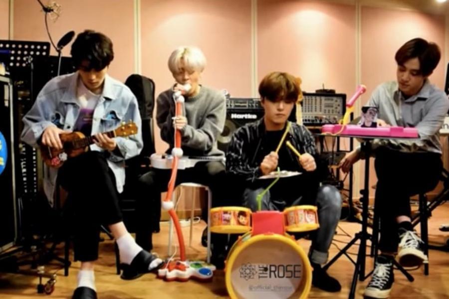 "Watch: The Rose Puts A Fun Twist On iKON's ""Love Scenario"