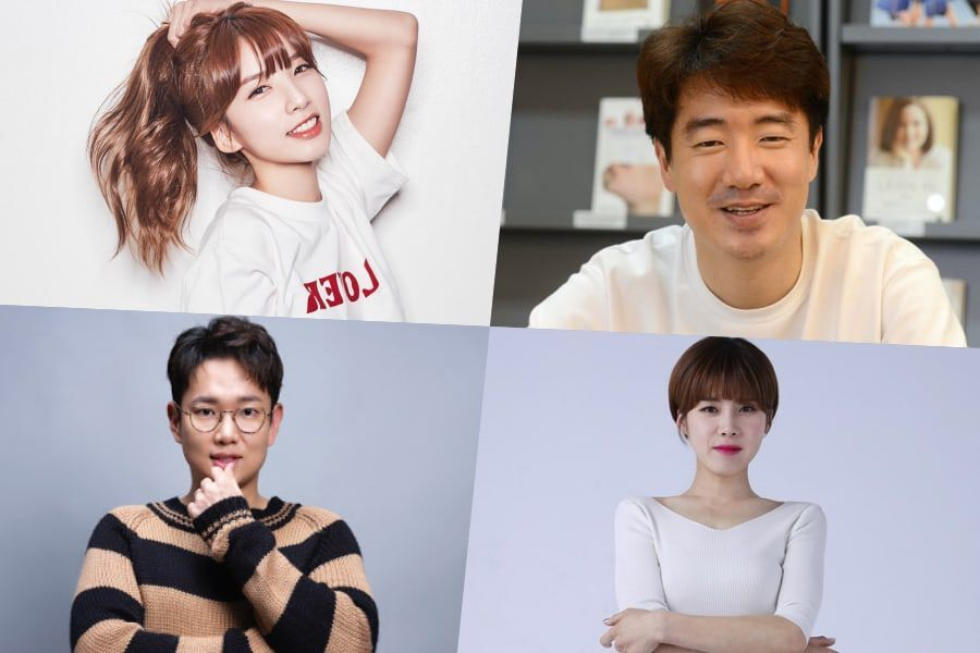 Rainbow's Jisook And Boyfriend Confirmed To Join New MBC Reality Show Hosted By Jang Sung Kyu And Jang Do Yeon