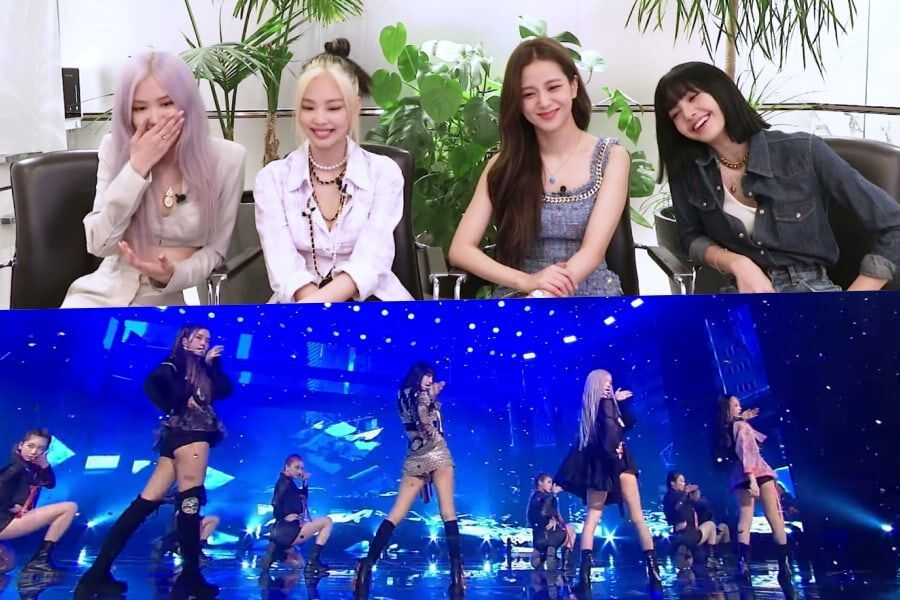 """Watch: BLACKPINK Performs """"How You Like That"""" + Takes On Fun Challenge On """"The Tonight Show Starring Jimmy Fallon"""""""