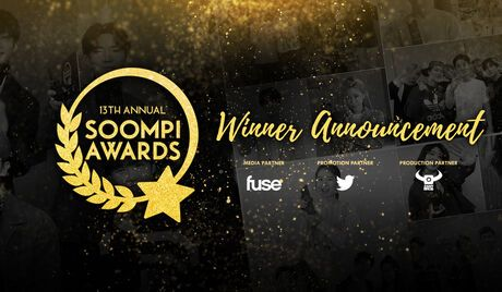 13th Annual Soompi Awards