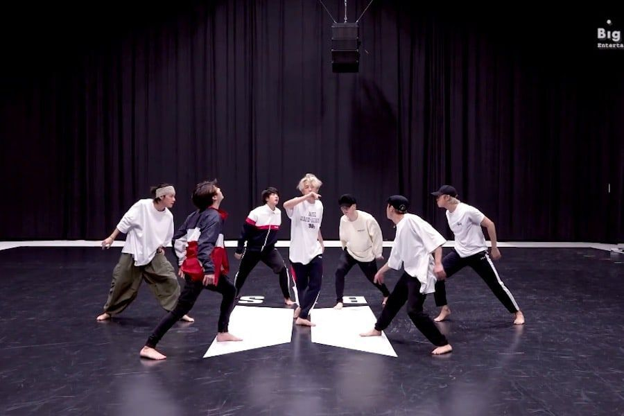 "Watch: BTS Wows With ""Black Swan"" Choreography Video"