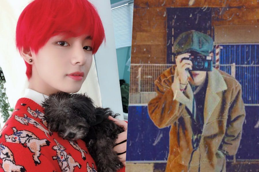"""BTS's V's Self-Composed Track """"Scenery"""" Becomes Fastest"""