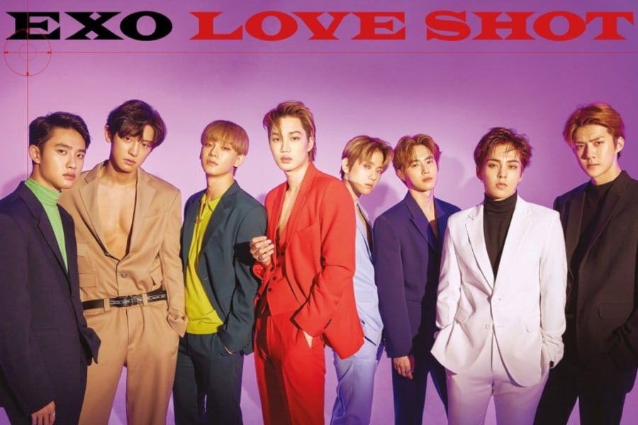 EXO To Release Photo Book And Live Album From 4th World Tour Encore Concert