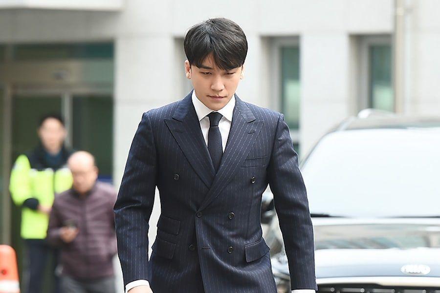 Seungri responde a informes que lo acusan de malversar fondos de Yuri Holdings para pagar los honorarios legales de DJ acusado de agresión sexual
